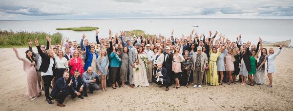 Keda kutsuda pulma - abiks külaliste nimekirja koostamisel