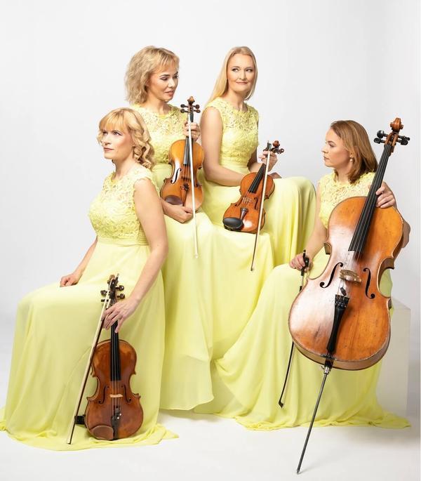 Keelpillikvartett Bellezza