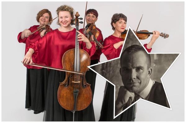 Lauri Liiv ja keelpillikvartett CON-TAKTID