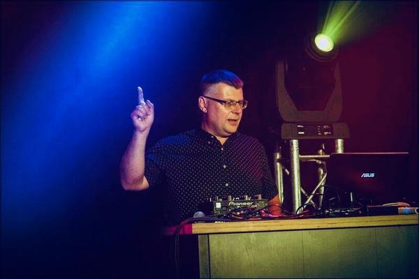 DJ, VJ Mike Sun