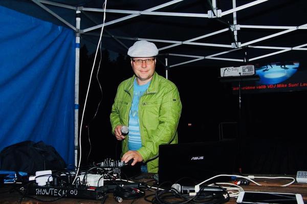 DJ & VJ Mike Sun:
