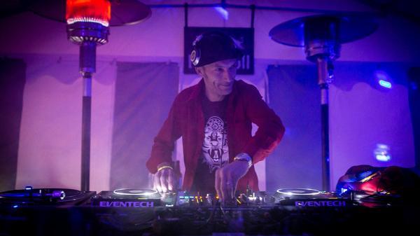 DJ Tarrvi Laamann