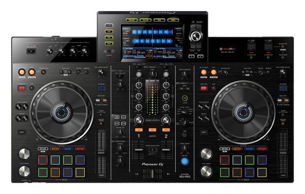 XDJ-RX2, rent
