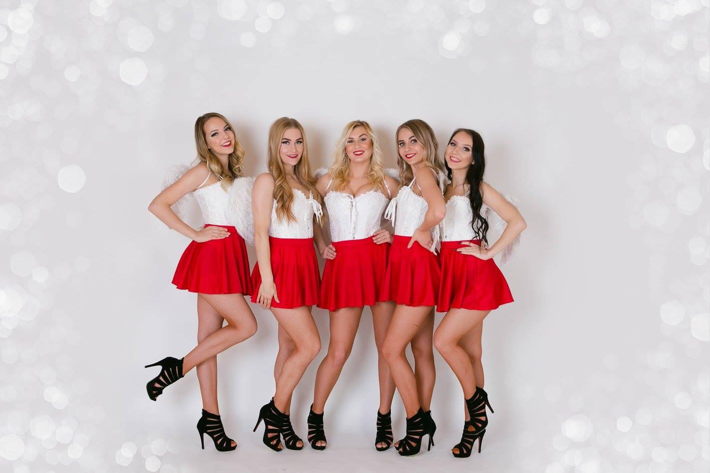 Intervjuu tantsutrupp Viva La Divas'iga