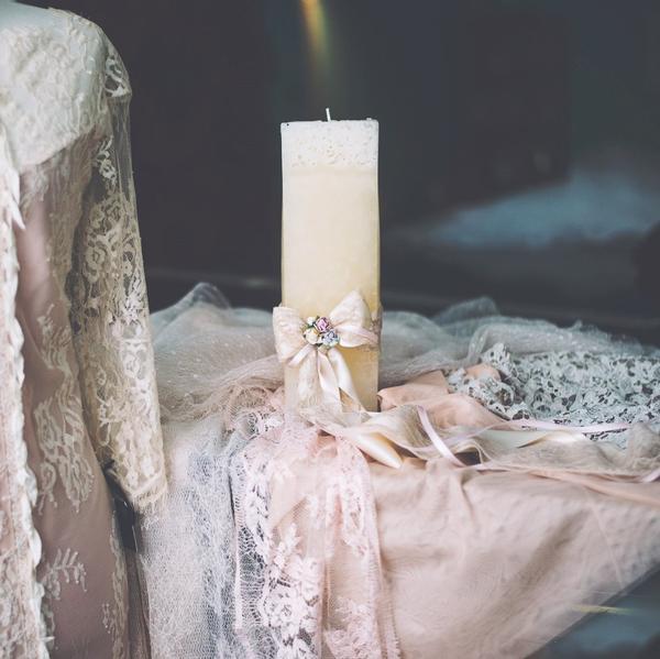 Candelina pulmaküünlad